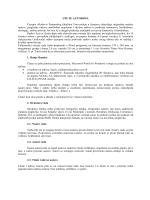 UPUTE AUTORIMA - Šumarski fakultet
