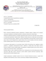 prof. dr. sc. Josip Grgurić Predsjednik Radne skupine za