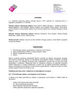 Zapisnik sa 1. sjednice upravnog odbora_27_11_13