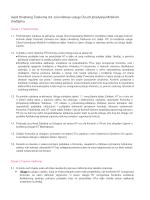 Uvjeti korištenja usluge Cloud Upravljanje Mobilnim - T-com