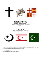 KRŠĆANSTVO - WordPress.com