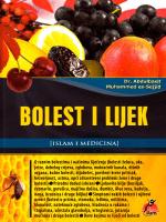 Bolest i lijek - Islam i medicina.pdf