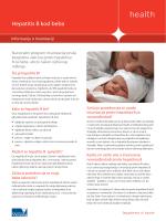 Hepatitis B kod beba