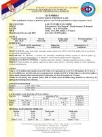 Dopis KFS - Karate Federacija Srbije