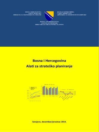 Bosna i Hercegovina Alati za strateško planiranje