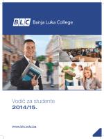 pročitajte više… - Banja Luka College
