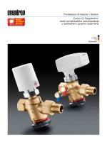 """""""Cocon Q"""" Regulacioni ventil za hidrauličko"""