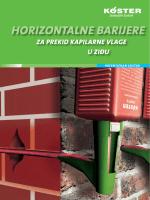HORIZONTALNE BARIJERE