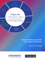Korištenje računala (Windows 7) i upravljanje datotekama