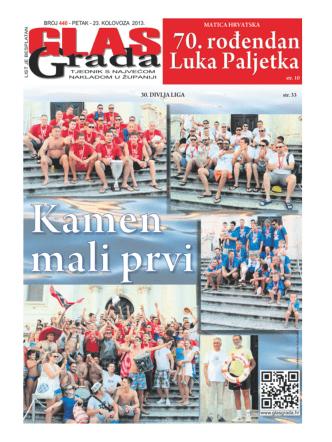 1 GlasGrada - 440 - petak 23. 8. 2013.