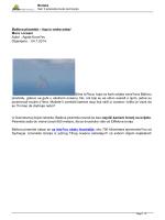 Ballova piramida – kap iz vedra neba!