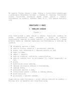 Pravilnik o radu TZG Siska