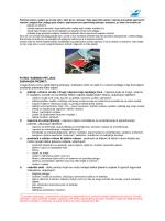 Informišite se o nedozvoljenim predmetima, materijalima i