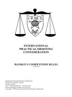Pravilnik IPSC - KPS Strijelac