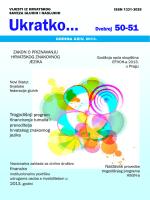 Trogodišnji program - Hrvatski savez gluhih i nagluhih