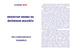 knjižicu - Sveučilišna klinika Vuk Vrhovac