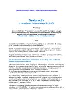 Deklaracija o temeljnim interesima potrošača u izvorniku (pdf)