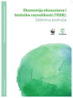 Ekonomija ekosustava i biološke raznolikosti
