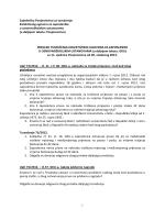 Pregled tumačenja Kolektivnog ugovora za zaposlenike u