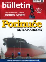 prosinac 2011. - Atlantska plovidba d.d.