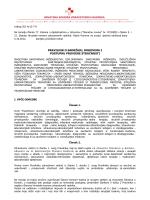 pravilnik o sadržaju, rokovima i postupku provjere stručnosti