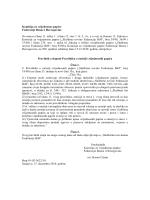 Pravilnik o emisiji vrijednosnih papira