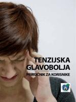 TENZIJSKA GLAVOBOLJA - Centar za istraživanja u fizioterapiji (CIF)