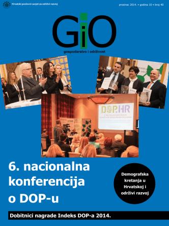 6. nacionalna konferencija o DOP-u