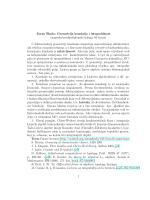Zoran Škoda: Geometrija koneksija i integrabilnost (napredni