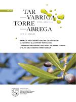 Katalog proizvođača ekstra djevičanskih maslinovih ulja općine Tar