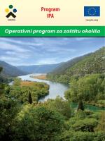 Operativni program za zaštitu okoliša (ažurirano u lipnju