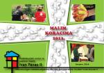 MALIM KORACIMA 2013. - Nadbiskupijski centar za pastoral mladih