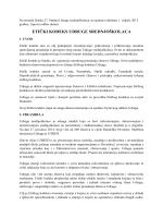 Etički kodeks - Udruga srednjoškolaca Hrvatske