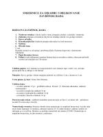 Primjeri e-pošte za internetske sastanke