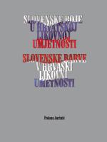 Slovenske boje u hrvatskoj likovnoj umjetnosti