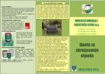 Upute za razdvajanje otpada