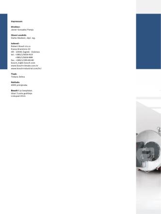 Bosch IN 03 - Bosch toplinska tehnika