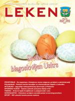 Leken 63 2011 1 - Turistička zajednica Općine Lekenik