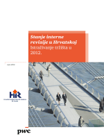 Istraživanje - PricewaterhouseCoopers