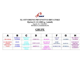 A B C D E F G H - Hrvatski košarkaški savez