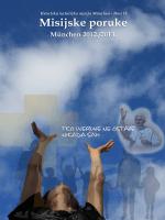 Misijske poruke 2012.-2013. - Broj 11