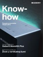 Know-how – časopis za korisnike, ožujak 2014. godine