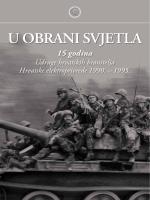 U OBRANI SVJETLA 15 godina Udruge hrvatskih