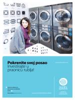 Pokrenite svoj posao Investirajte u praonicu rublja!