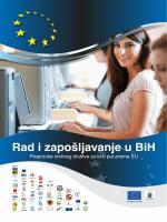 Rad i zapošljavanje u BiH