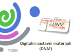 Digitalni nastavni materijali (DNM)