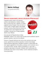 Program koalicije SDP-ZS u PDF formatu