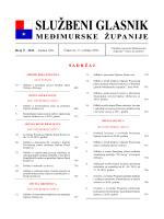 9 - 2011 - Međimurska županija