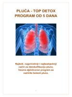 pluća - Institut za prirodnu medicinu Podgorica