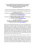 Analiza utjecaja prijedloga norme ISO 9001:2015 na HRM sustav
